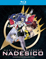 Martian Successor Nadesico: Complete Collection [New Blu-ray] Boxed Se