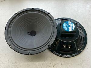 "Jensen P10R AlNiCo 8 Ohm 10"" Speaker"