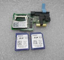 Dell 6YFN5 Internal Dual SD MMC Card Module Reader + 2x 1GB Kingston SD Cards