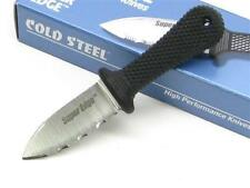 COLD STEEL #42SS SUPER EDGE Neck Knife w/ sheath, AUS-8, Covert, Compact-Japan