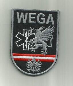 Abzeichen Polizei - WEGA Medic