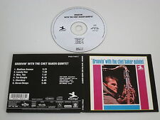 THE CHET BAKER QUINTET/GROOVIN' WITH(PRESTIGE  PR20 7460-2) CD ALBUM