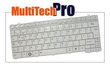 Toshiba DE Laptop Tastatur Satellite T130 T135 Weiss