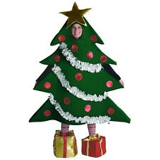 Christmas Tree Costume Adult Fancy Dress