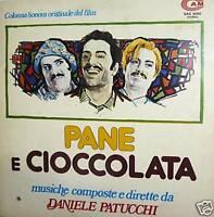 PANE E CIOCCOLATA OST   LP CAM D. PATUCCHI - MANFREDI