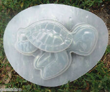 Fun new plaster concrete sea TURTLE mold concrete mold plaster mold garden mould