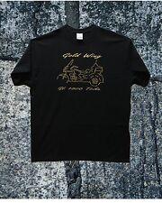 Honda Goldwing 1500 TRIKE Graphic Design Tee Shirt Long or Short Sleeve Black