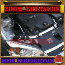 BLACK RED 2006-2009/06-09 CHEVY MALIBU/PONTIAC G6 3.9L V6 COLD AIR INTAKE KIT