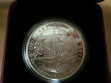 2012 $20 Dollar Fine Silver Coin Arthur Lismer Nova Scotia Fishing Village RCM