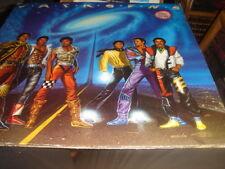 THE JACKSONS 'VICTORY' US IMPORT LP MICHAEL JACKSON superb copy EPIC EX+++