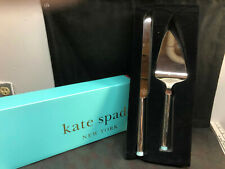 "Kate Spade New York ""Take the Cake"" 2 Piece Dessert Serving Set Brand NIB"