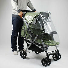 eg _ Resistente Al Agua Viento Polvo Escudo Bebé Silla de paseo cochecito