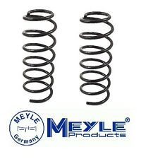 NEW VW Cabrio Passat Set of 2 Front Coil Spring Meyle 357411105B