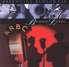 NEW Essential Bluegrass Legends (Audio CD)