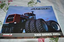 Case International 9310 9330 9350 9370 9380 Tractor Dealer's Brochure YABE6