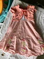 Youngland girls size 6 dress spring Easter
