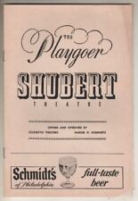 """Tom Bosley & Martin Balsam   """"Nowhere To Go But Up""""  Tryout   Playbill  1962"""