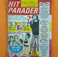 Hit Parader Magazine December 1966 Beatles Monkees Beach Boys Hollies