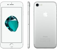 Apple iPhone 7 32GB Silver (Factory Unlocked) GSM Worldwide, Sealed