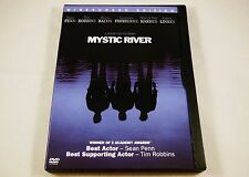 Mystic River DVD Sean Penn, Tim Robbins, Kevin Bacon, Laurence Fishburne