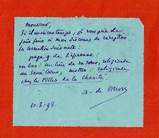 CG90-L.A.S-ALBERT DE MUN-HOMME POLITIQUE-[CATHOLICISME SOCIAL]-1898