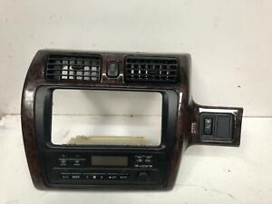 Toyota Avalon Heater Controls with Fascia MCX10 07/2000-06/2005