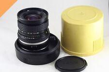 PCS MIR-67 2.8/35 S/n 9500027 (ARSAT H ) Shift Nikon mount lens  Made in Ukraine