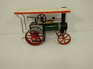 Vintage Very Nice Unused MAMOD TE1A Steam Tractor Engine - Made in England NR