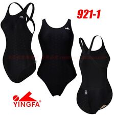[FINA APPROVED] NWT YINGFA 921-1 LADIES RACING SHARKSKIN SWIMSUIT L UK 32 MISS 8