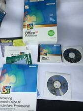 Microsoft Office XP Professional Version 2002