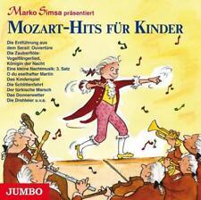 Mozart-Hits für Kinder. CD von Marko Simsa (2005)