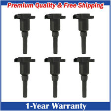 Set of 6 OE-Quality Brand New Ignition Coil for Jaguar XJ6 XJR XJS UF384 42533D