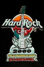 HRC Hard Rock Cafe Bangkok Evolution of Rock Guitar 3D