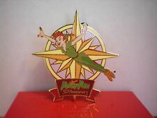 PETER PAN Disney Auctions 50th Anniversary Pin Highly Collectible