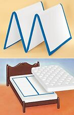 "Mattress Support Heavy-Duty Folding Bed Boards 24""x60"""