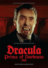 Dracula Prince of Darkness 1966 Christopher Lee Hammer Horror Movie Magazine