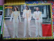 poster bee gees beegees
