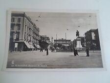 ALEXANDRIA MOHAMED ALI SQUARE Pub. Spiros N. Grivas Vintage RPPC Postcard §B1873