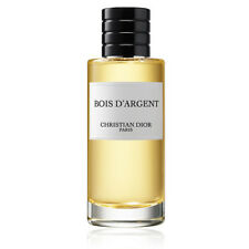 Christian Dior Bois D'argent For Unisex 5ML Travel Perfume Spray 100% Genuine