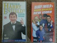 Harry Enfield's Best of Series 1 TV Programme VHS Video Tape & Sky Tv Comedy