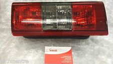 Vauxhall Combo C 2002 ON WARDS  Rear Light Lamp brand new N/S PASSENGER 9199760