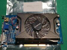 Gigabyte AMD ATI Radeon hd4650 AGP 1gb *rare* *working*