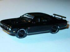 1971 71 DODGE DEMON MOPAR COLLECTIBLE MUSCLE CAR -Black/Black, NICE!