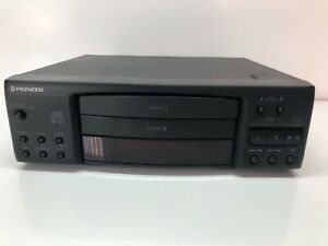PIONEER TWIN TRAY CD PLAYER PD-P730T