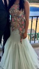 Beautiful Mermaid Ball Gown Size 10