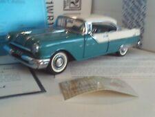 Franklin Mint 1955 Pontiac Star Chief Custom Catalina - 1:24 die cast