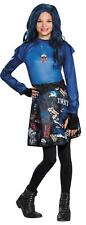 Girls Disney Descendants Evie Isle of The Lost Child Costume Size 14-16 Dg88108