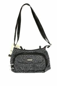 Womens Baggallini Everyday bagg Pewter Floral Grey Bag 172791