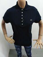 Polo LACOSTE Donna taglia size 44 maglia maglietta t-shirt woman camicia 5184