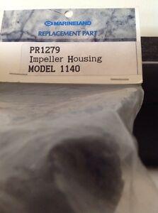 MARINELAND  Replacement Part PR1279 Impeller Housing Model 1140